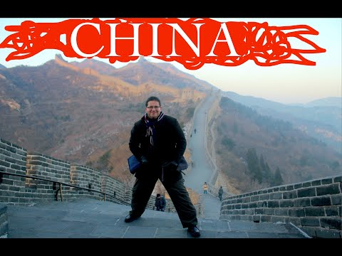 China Vacation Trip 2013