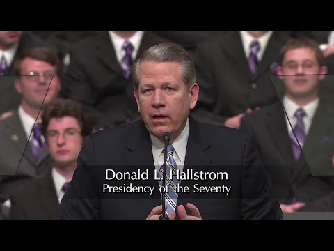 CES Devotional for Young Adults: Donald L. Hallstrom (2014-11-02)