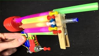How to Make an Automatic Nerf Gun