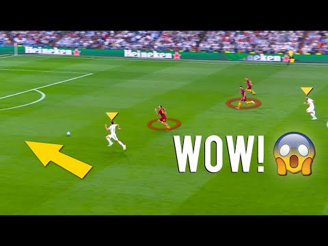 20 Crazy Counter Attack Goals by Real Madrid that will make you say WOW! thumbnail