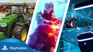 Новости этой недели на PlayStation Store | 19 нояб...
