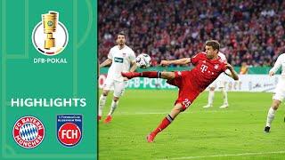 Bayern Wins Epic Shootout With Underdog | Fc Bayern Vs. 1. Fc Heidenheim 5 4 | Highlights | Dfb Cup