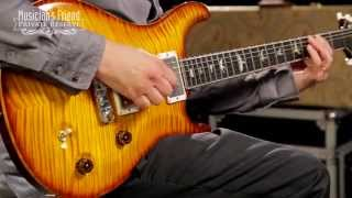 Download Paul Reed Smith Private Stock PS4899 Violin Curly Maple/Mahogany Electric Guitar MP3 song and Music Video