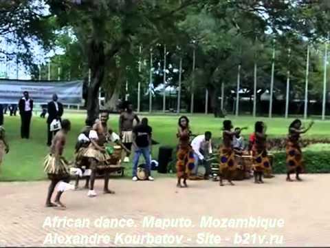 African Dance. Danças africanas. Африканские танцы.