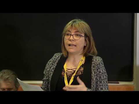 L'UQ : de la Révolution tranquille à la société du savoir (panel) - Catherine Larouche