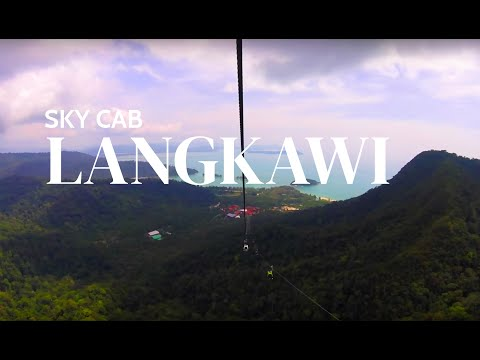 Langkawi Malaysia | Sky Bridge and Sky Cab | Travel with kids