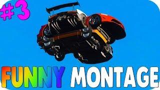 Forza Horizon 4 FUNNY MONTAGE #3