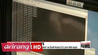 North Korea warns of 'ruthless retaliation'  toward the U.S. and South Korea as joint drills begin