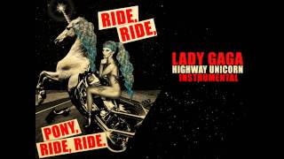 Baixar - Lady Gaga Highway Unicorn Road To Love Official Instrumental Hd Hq Grátis