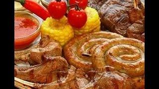 Горячие блюда на праздничный стол. Горячие блюда на Новый год.