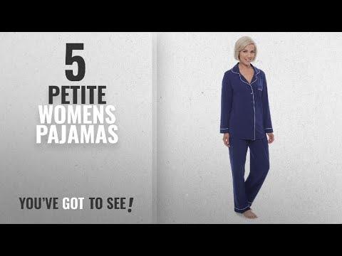 Top Pe Womens Pajamas Winter Texeresilk Womens Button