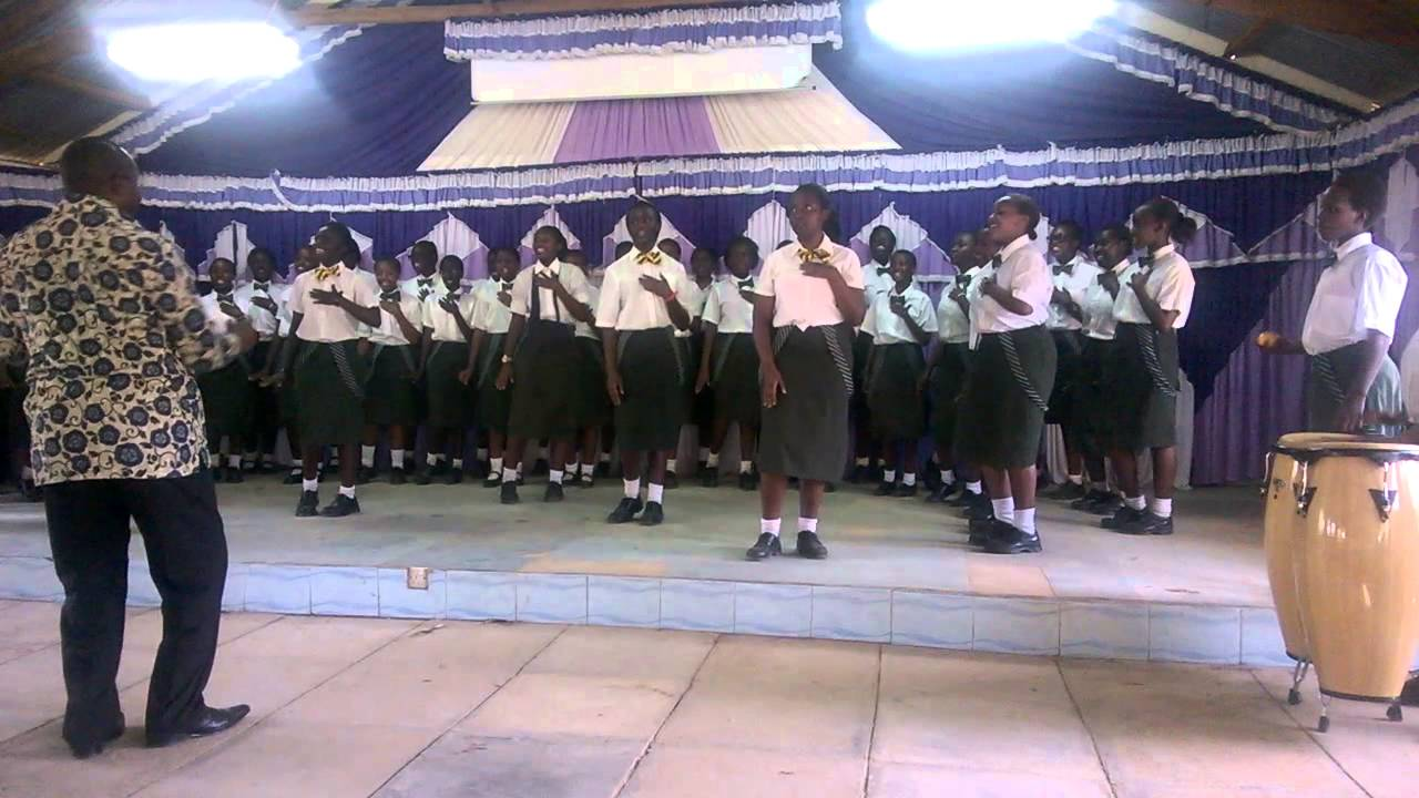 Download State House Girls High School Choir with Dunia ina Mambo by Lady Issa