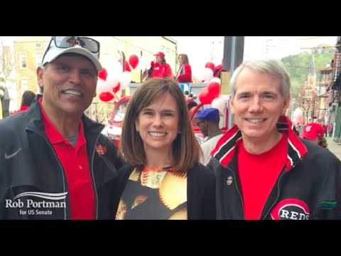 NFL Hall of Famer Anthony Muñoz of Cincinnati | Rob Portman for Senate
