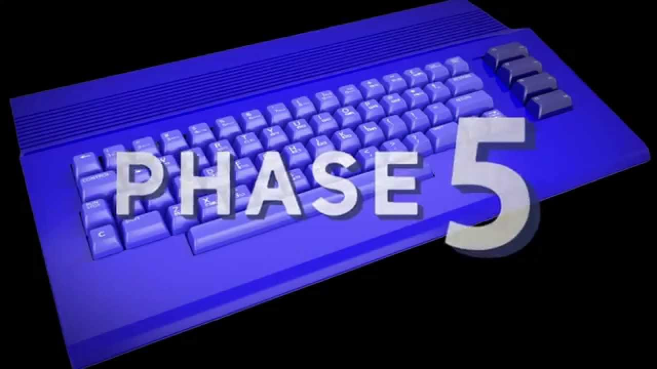 Brand-new colored keycaps for your Commodore C64 | Indiegogo