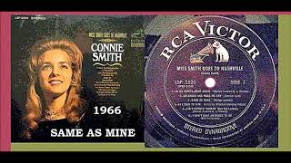 Connie Smith - Same as Mine YouTube Videos