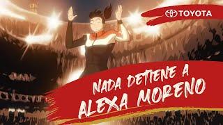 Team Toyota MX – Alexa Moreno Imparable