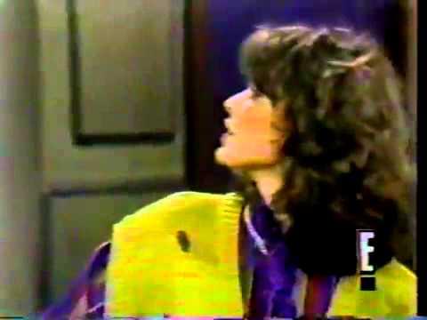 02-22-1984 Letterman Carol Alt, Alain Sailhac, Teddy Bergeron