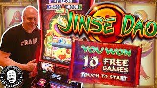 🔥 BONUS BONUS BONUS 🔥 Exciting Run on Jinse Dao Slots!