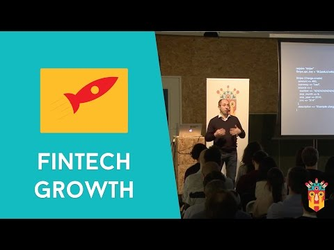 Growth Hacking Event: How To Disrupt The Fintech Space | Stripe