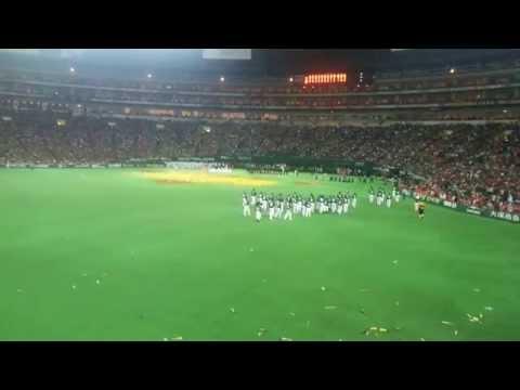 日本シリーズ 2014 ソフトバンクvs阪神 第五戦