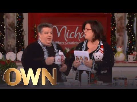 How to Make a Winter Wonderland Mug  The Rosie   Oprah Winfrey Network