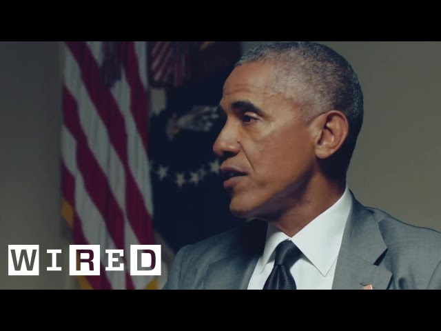 President Barack Obama on the Future of Artificial Intelligence | WIRED