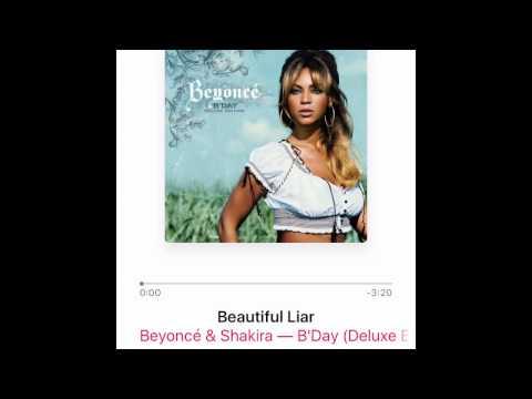 Beyonce & Shakira - Beautiful Liar (DumDumTak Remix)