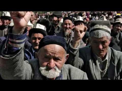 На этнической войне  Геноцид русских в Средней Азии  Часть 1