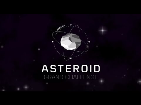 NASA's Asteroid Tracker