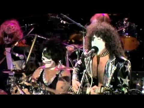 Kiss - Forever (live HD)
