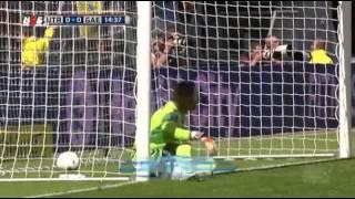 In beeld bij FC Utrecht - Go Ahead Eagles (4 aug 2013)
