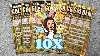 Last FULL BOOK Of 100 Million Golden Treasures Game Closing Soon