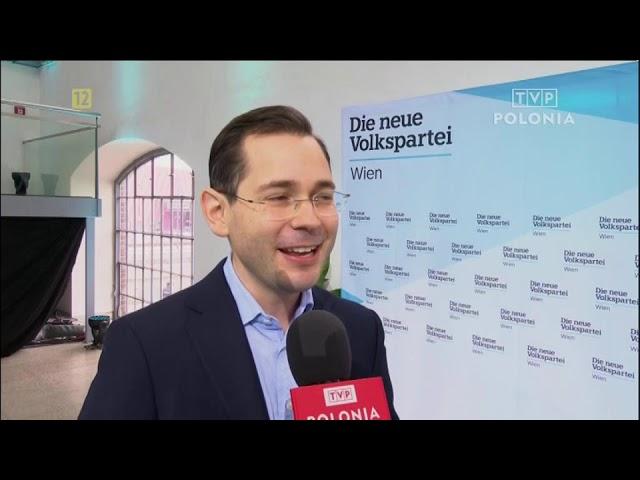 Beitrag in TVP Polonia