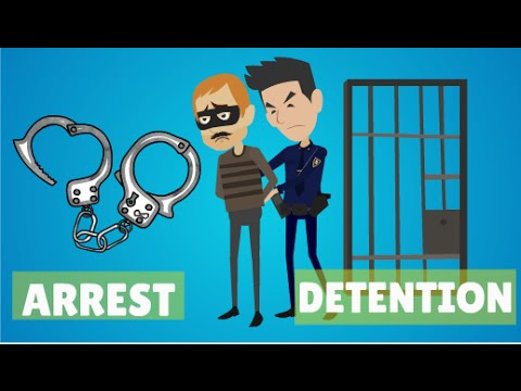 Arrest , detention & Habeas Corpus, explained - Ireland Criminal Law