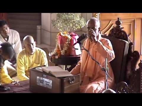 Radha Ashtami Lecture by HG Mohan Rupa Prabhu on 9th Set, 2016.