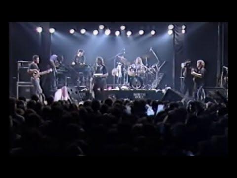 I Nomadi - HO DIFESO IL MIO AMORE live Casalromano (MN) 1989.