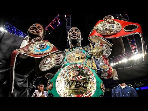 TERENCE CRAWFORD || TOP 5 KNOCKOUTS