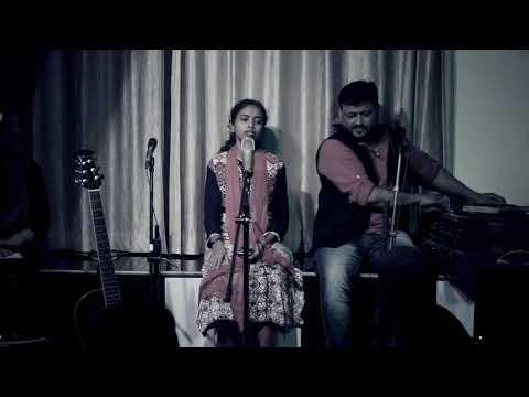 LiveIn8by8 I Studios Sound Garage I Suchita Sameer Shinde I Thumri - Yaad Piya Ki
