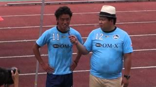 6月21日 関西リーグ FC大阪 MOM中村亮太選手、川西誠選手のインタビュー