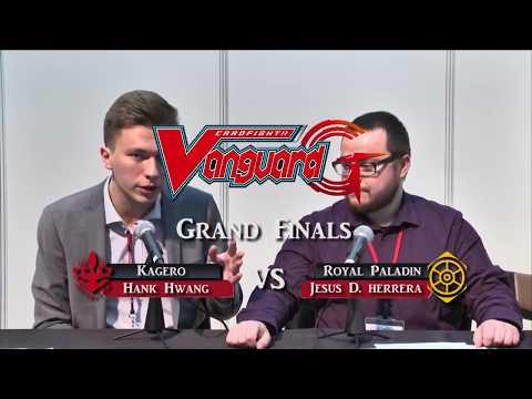 Bushiroad Championship Series 2017 World Finals - Finals