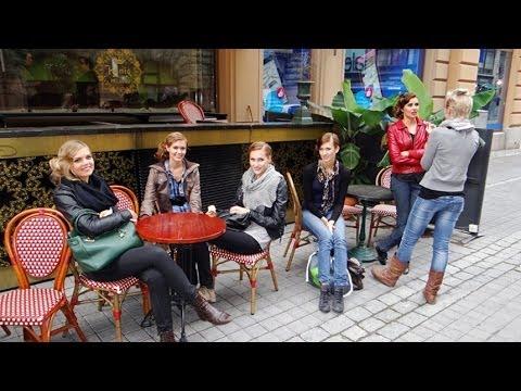 Helsinki : Nick in  Finland' 2011