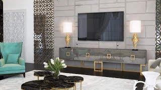 ????????Modern TV Wall Mount Stand Decoration Ideas 2019 / TV Unit design ideas