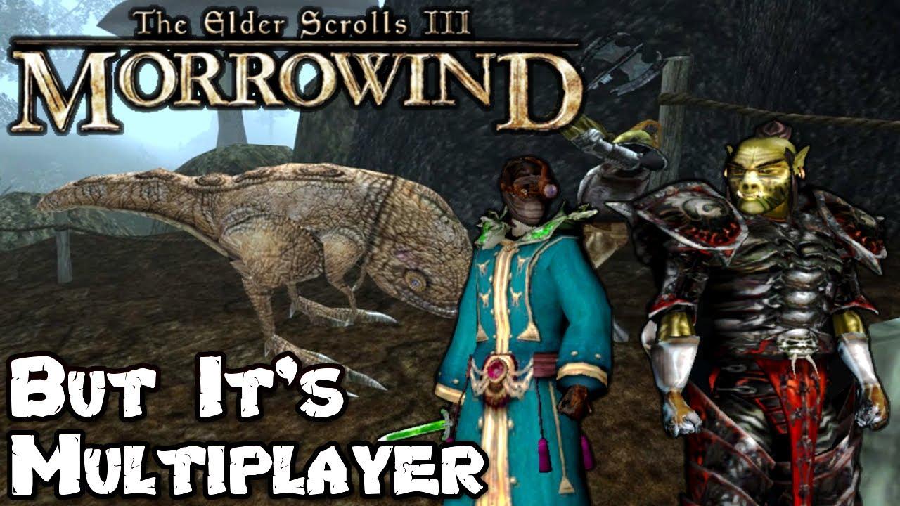 Get a Free Copy of 'The Elder Scrolls III: Morrowind' Today