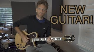 D'Angelico Deluxe Atlantic Guitar Demo