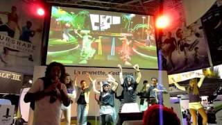 Dance Paradise démo Kinect Xbox 360 PGW