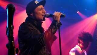 "José James ""Do You Feel"" @ Le Poisson Rouge, NYC, 5-11-12"