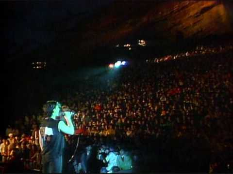 U2 - I Threw a Brick Through a Window/A Day Without Me (Live At Red Rocks '83)