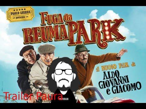 Fuga Da Reuma Park Un Trailer Che Spaventa Youtube