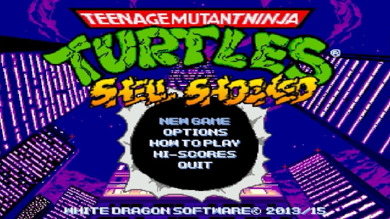 LEGO Teenage Mutant Ninja Turtles (TMNT) Video Game ...