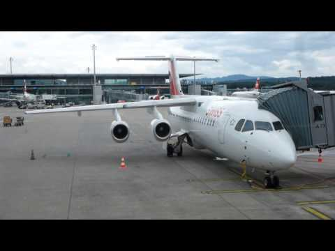 SWISS (Global + Helvetic) / Paris CDG- Zurich -Belgrade/ Economy / Avro 100 + EMB 190 / JUN 2015